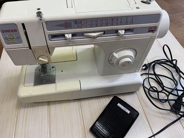 Швейная машинка Singer omega36
