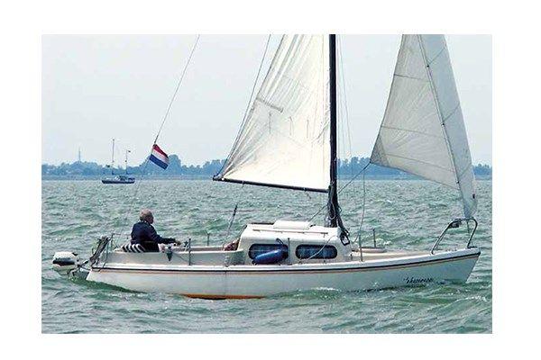 яхта Frendship 23
