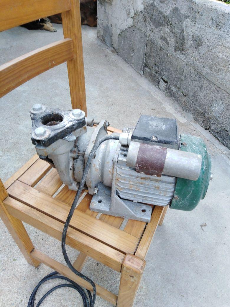 Motor de rega marca efacec