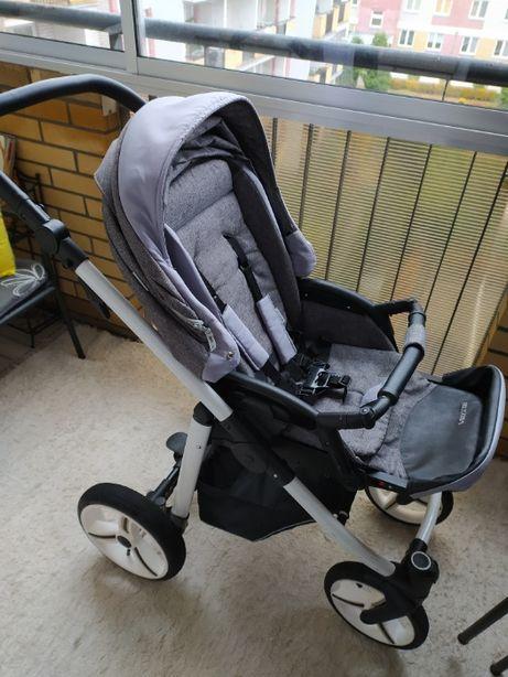 Wózek dziecięcy Bebetto Vulcano 2w1