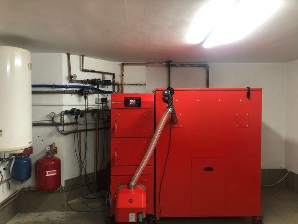Montaż Kotłów instalacji CO serwis przeglądy hydraulik kocioł