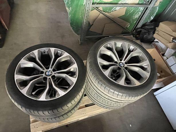 Різноширокі диски гума бмв x5 x 6