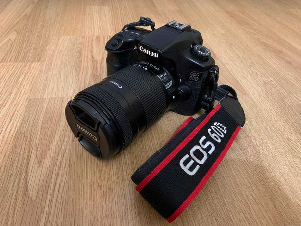 Canon 60d (5600грн) + Canon EF-S 18-135mm 3.5 - 5.6 IS (2500грн)