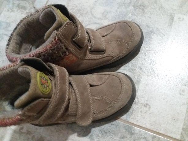 Ботинки зимние superfit