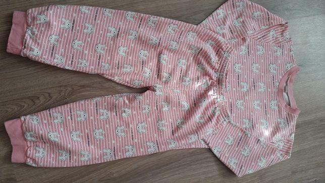 Пижама на рост 122