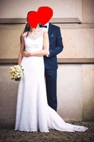 Suknia ślubna Gala rozm 38 (małe)