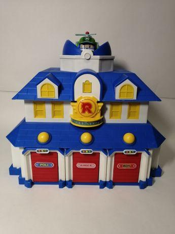 Robocar Poli Игровой набор Штаб-квартира