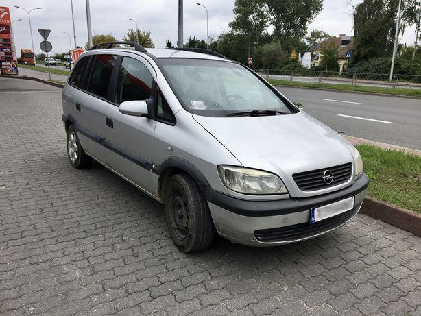 Opel Zafira, 1.8 gaz 7 os