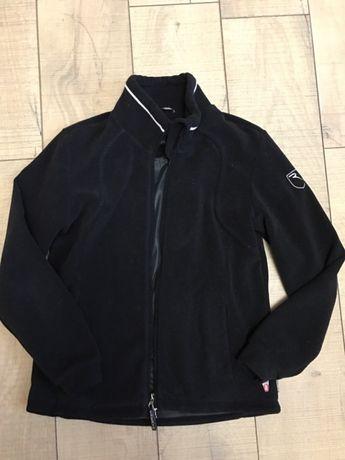 Кофта , куртка флис , ветровка тёплая на S,М ,chervo - Италия