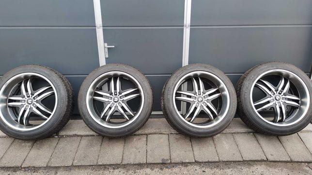 Koła letnie 22'' Reventon 285/45/22 5x112 5x120 BMW VW Audi Mercedes