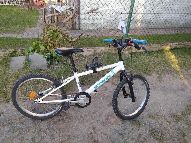 Rower dziecięcy Btwin 20 cali