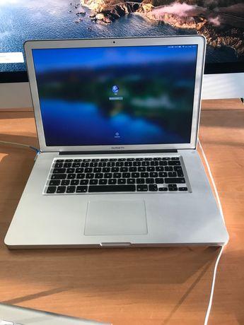 MacBook Pro 15'' 2010 i5 8 ssd 480 + 320 hdd 1680х1050 Новый АКБ