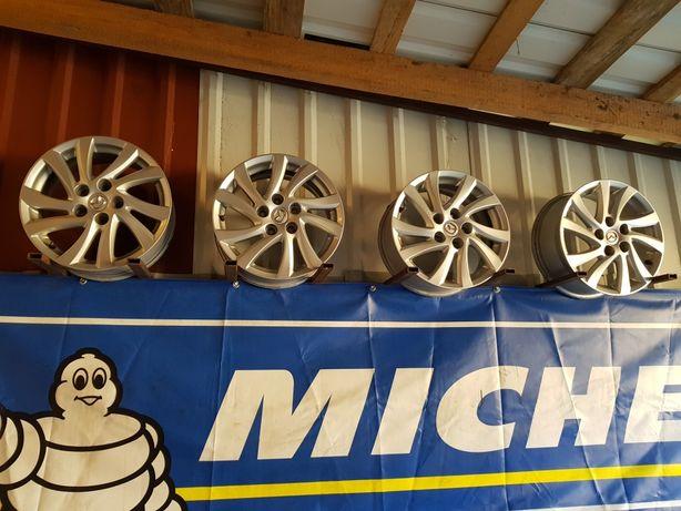 Felgi Aluminiowe Mazda R16 5x114.3 ET52.5 -6.5J