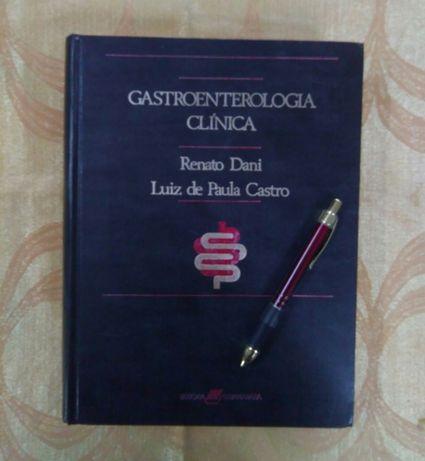 """Livro""""Gastroenterologia Clínica"""" por Renato Dani e Luiz de Paula Casto"""
