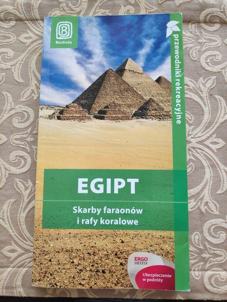 Przewodnik Egipt, wydawnictwo Bezdroża