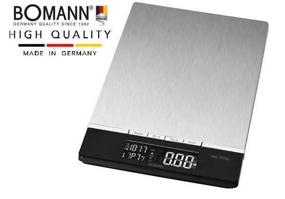 Кухонные весы BOMANN (Оригинал)Германия вага кухонна
