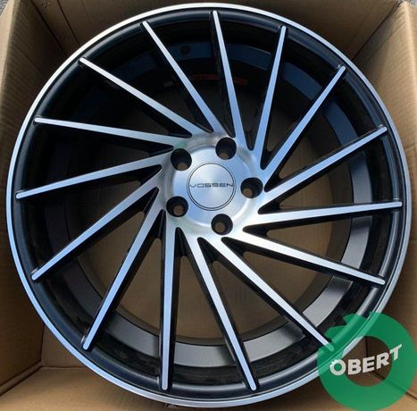Новые диски Vossen R19 на Mercedes-Benz C E S Class BMW 5 G30