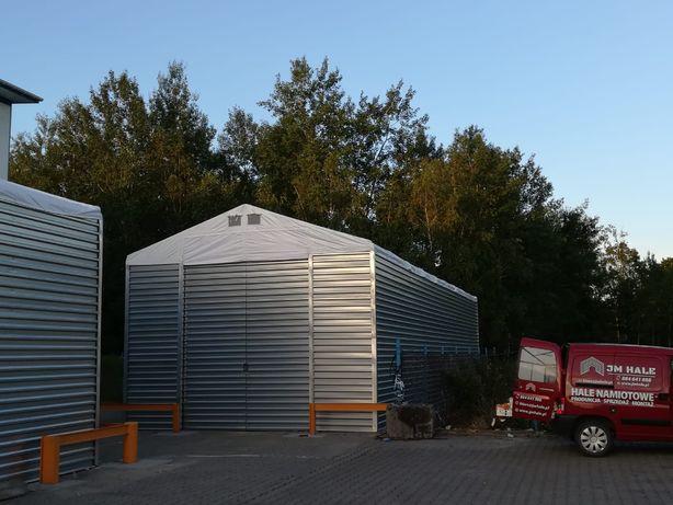 Hala namiotowa wiata garaż 8x16x3 JMHALE