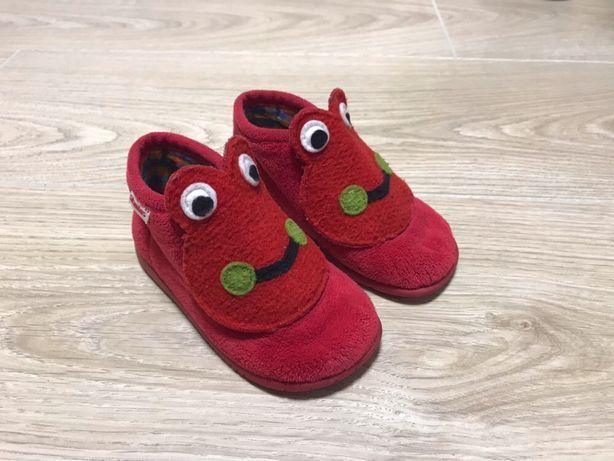 Фирменные испанские туфли ботинки тапочки кроссовки titanitos