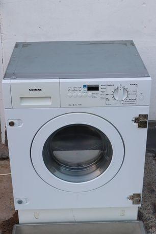 Встраиваемая стиральная машина Siemens WDI 1441 с сушкой