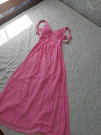 Свадебное выпускное вечернее платье