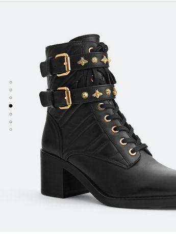 Ботинки Uterque , Massimo dutti , 37 размер.