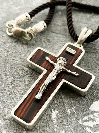 Эксклюзивные распятия и крестики из серебра