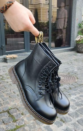 Акция Dr. Martens ботинки обувь осенняя мужская топ качество скидка