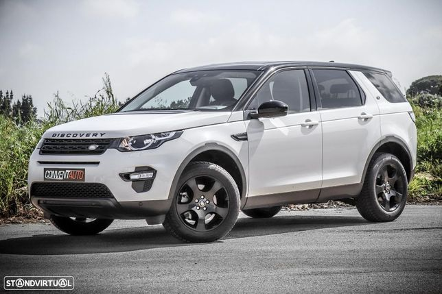 Land Rover Discovery Sport 2.0 eD4 HSE Luxury