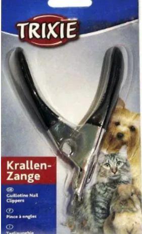 Когтерез новый для животных гильотина металлический.