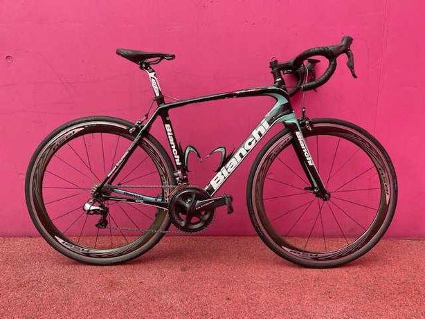 Rower szosowy Bianchi Infinito cv rozmiar 53