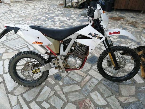 AJP 200 PR4 PRO MX