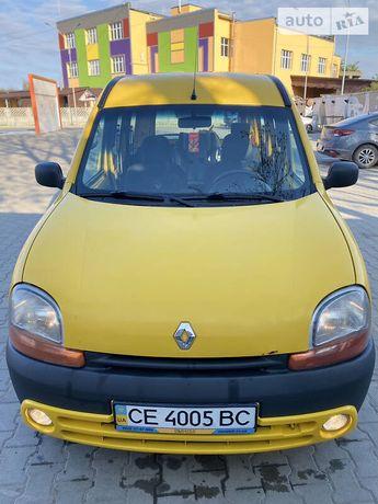 Renault Kangoo……..