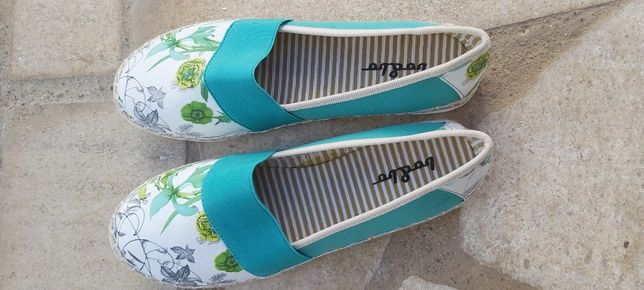 Sapatos tipo Paez