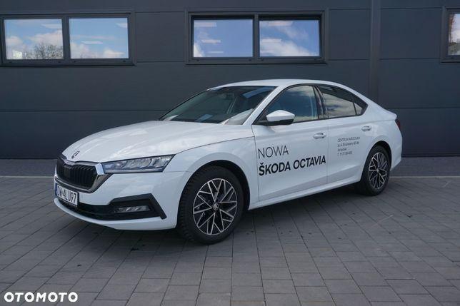 Škoda Octavia Ambition 1.5 Tsi 110 Kw (150 Km) 6mt Demo 2020