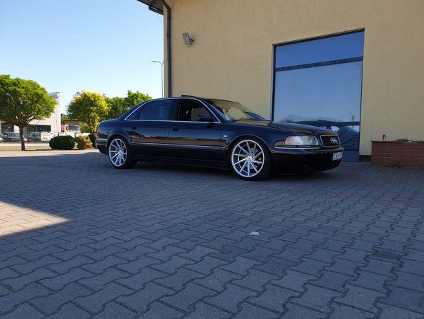"""Audi A8 D2 4.2 Long 2002r 20"""" webasto solar"""