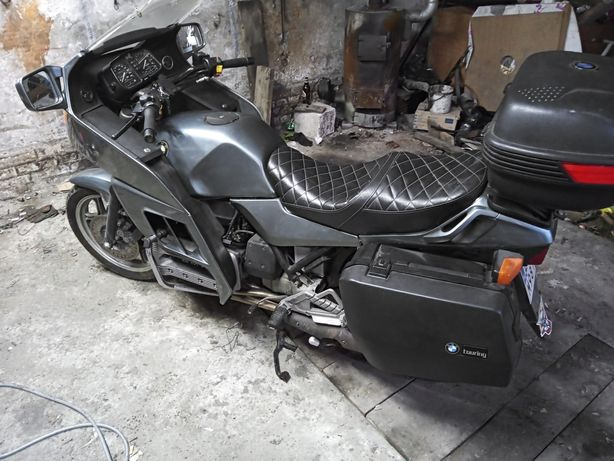 BMW k100RT Pancerne