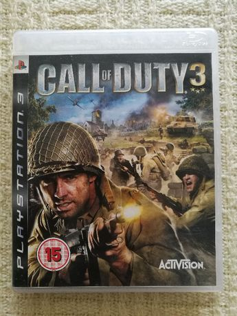 Gry PS3 - CALL OF DUTY 3 - Playstation 3 - Super Gra