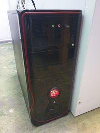 komputer stacjonarny amdFX4100 4x3,60GHz/GT520/8GB/120GBssd