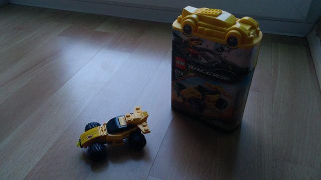 LEGO Racers, zestaw 8122, gwiazdka, Mikołaj, święta