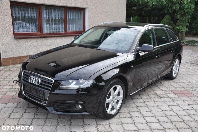 Audi A4 2.0 TDI *QUATTRO *S Line *2xPDC *ASO *Alu