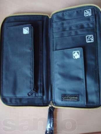 Новый кошелек клатч, сумка