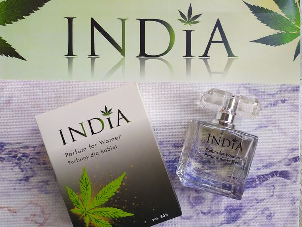 Perfumy damskie z nutą konopii