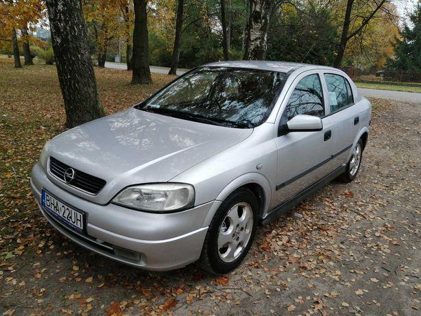 Opel Astra II hatchback