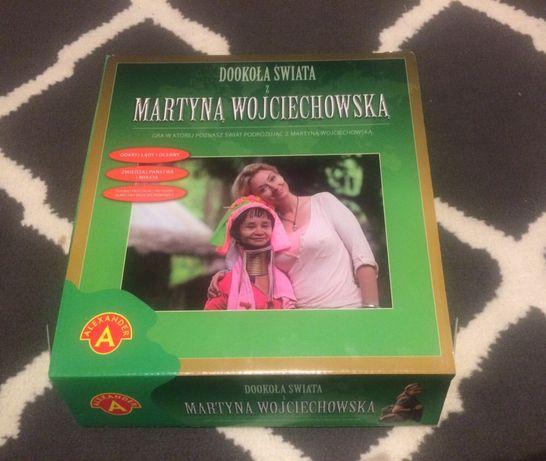 Gra Martyna Wojciechowska