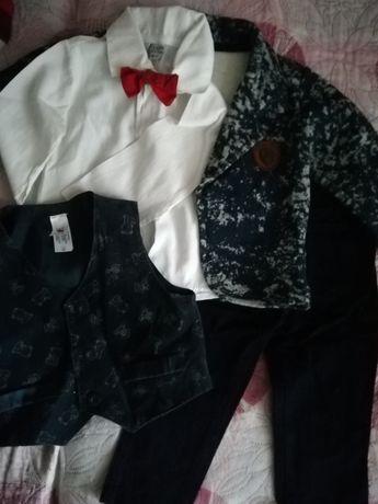 Рубашка, костюм для мальчика