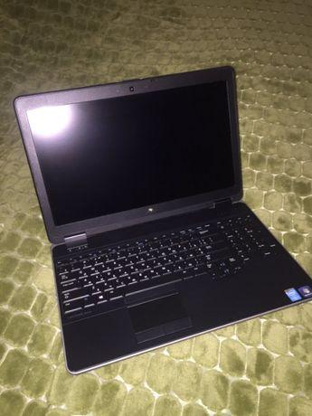 Ноутбук Dell Latitude E6540 под восстановление или на запчасти