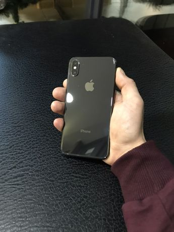 iPhone X 64/128/256 Silver Space