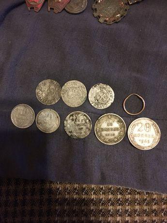 Монеты и Різні предмети старини