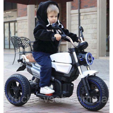 Дитячий електромобіль Мотоцикл M 3687, BMW, детский электромобиль